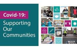 Supporting our communities through Covid-19 image