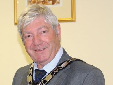 An image relating to Councillor Peter Argyle